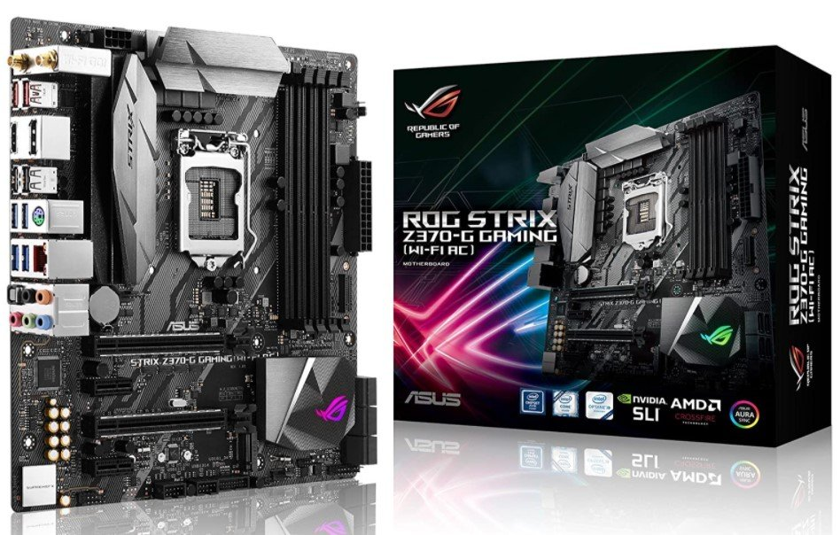 Best Micro ATX motherboard for i7 9700K
