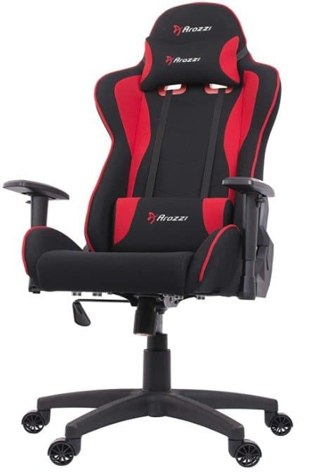 Arozzi-Forte-Racing-Style-Fabric-Gaming-Chair