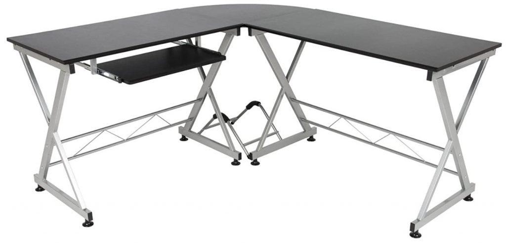 Best Choice products Modular L-shaped desk