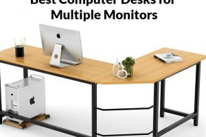 Best Computer Desks for Multiple Monitors