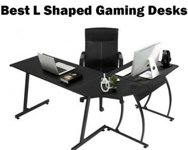 Best L Shaped Gaming Desks