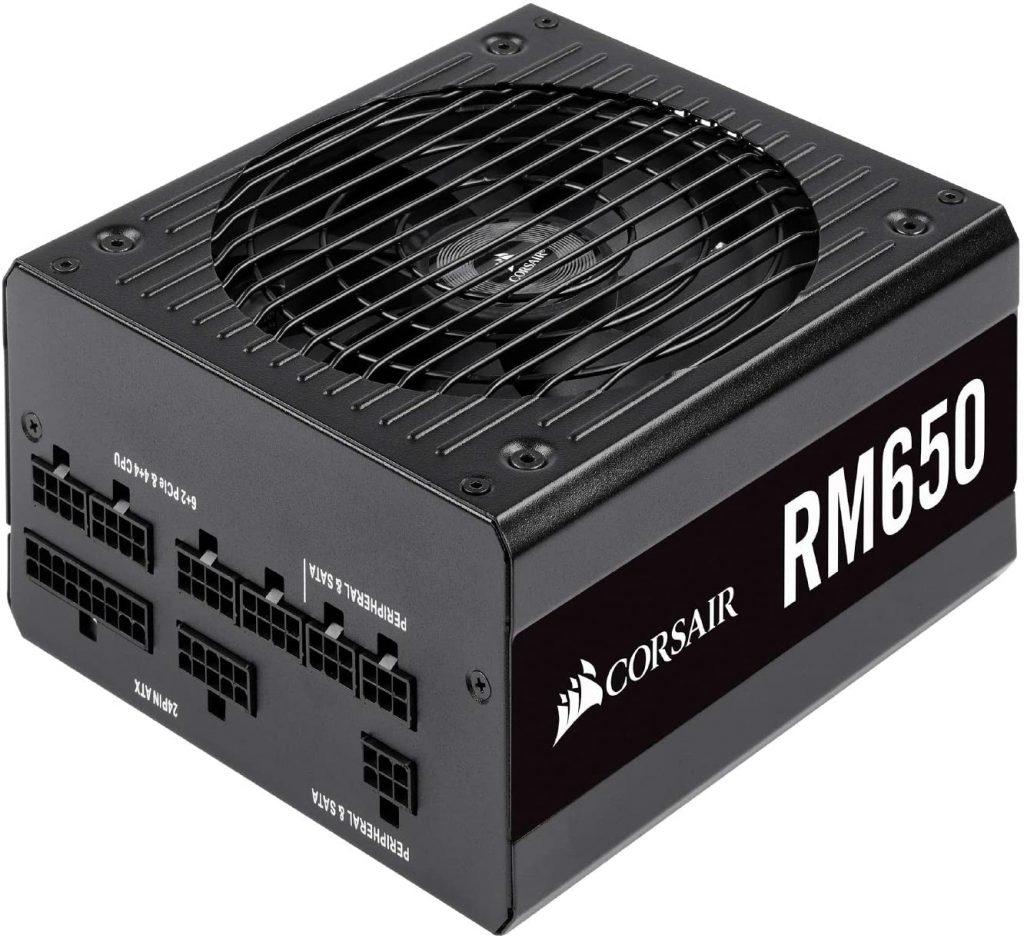 Corsair-RMX-Series-RM650X,-650W