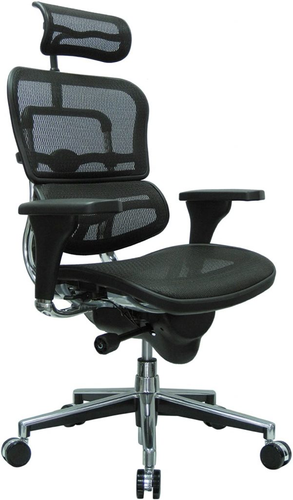Ergohuman-High-back-swivel-chair(Runner-up)