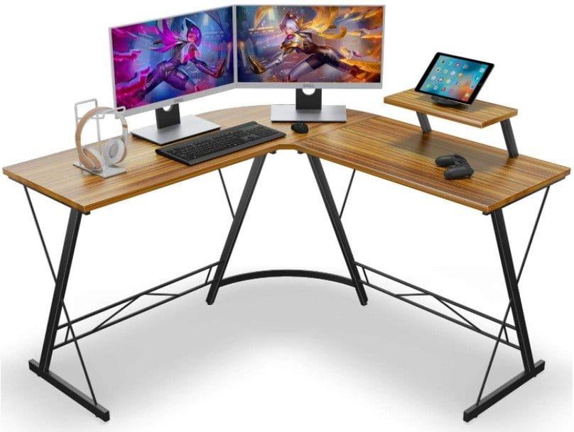 L-Shaped-Desk-home-office-desk-(Round-Corner)