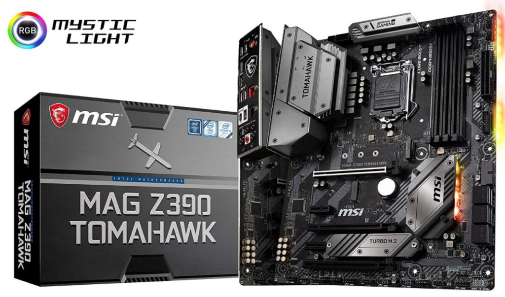 Best overclocking motherboard for i7 9700K