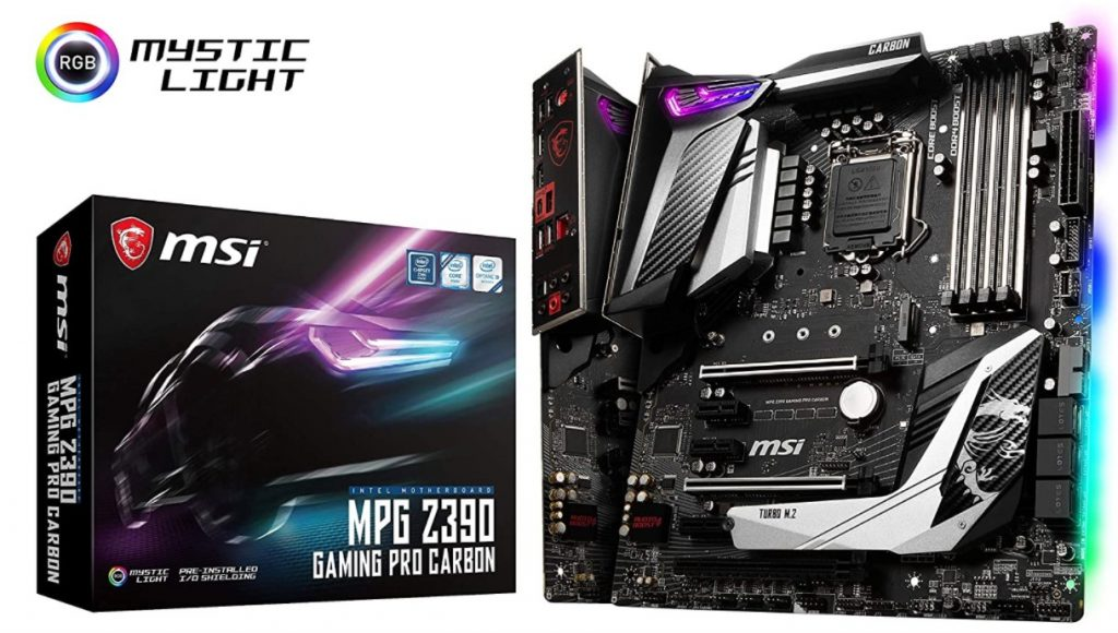 Best gaming motherboard for i7 9700K