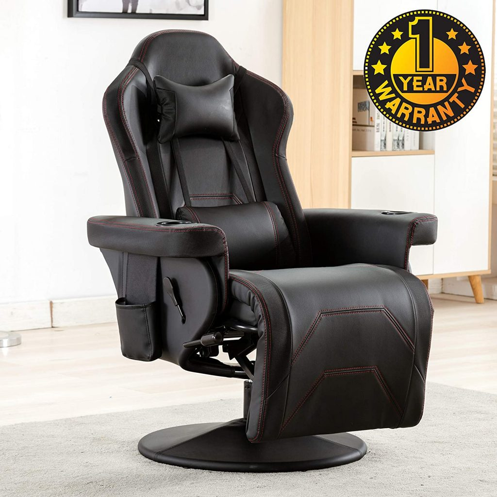 Merax-Gaming-Recliner-gaming-chair
