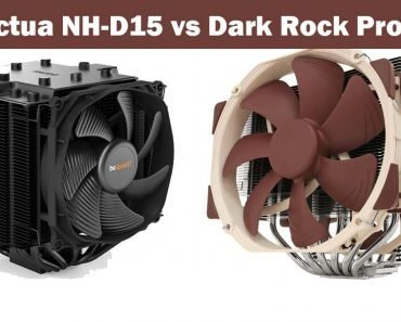 Noctua NH-D15 vs Dark Rock Pro 4