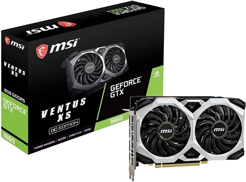 MSI Gaming GeForce GTX 1660