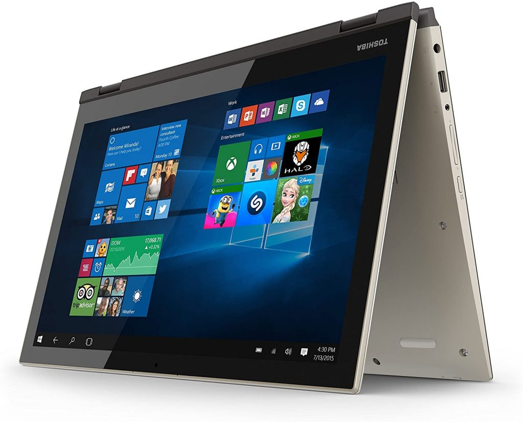Best Laptops Under $600 with SSD