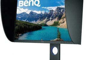 BenQ SW271 27 Inch 4K HDR