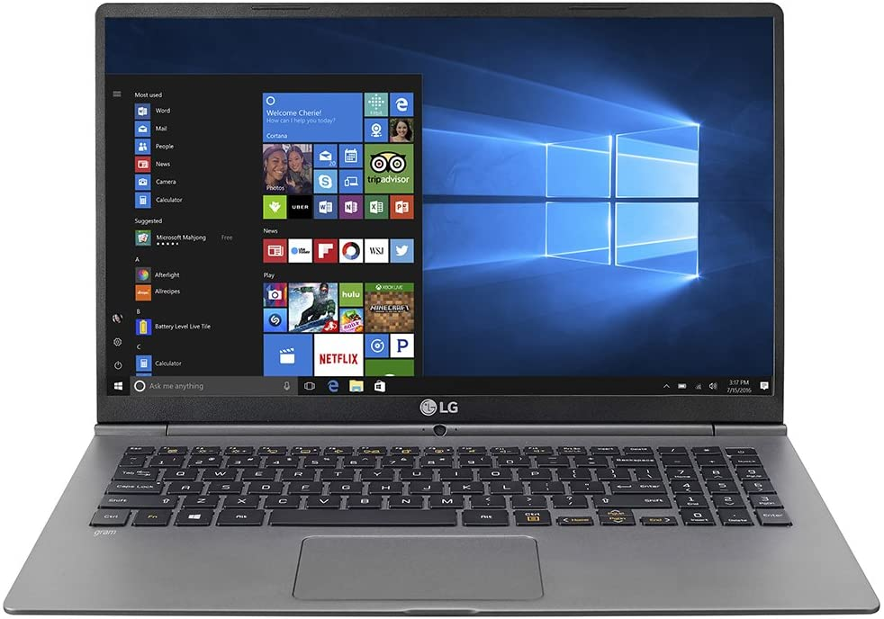 LG-gram-Thin-and-Light-laptop-8th-Generation-Core-i7