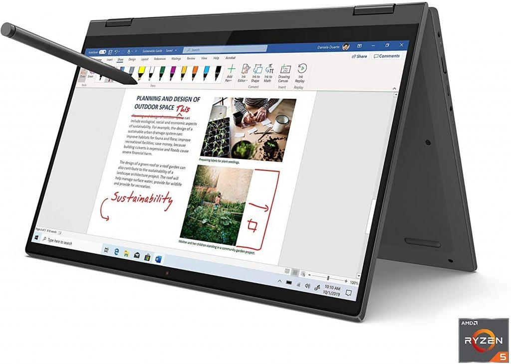 Lenovo-Flex-5-2-in-1-laptop