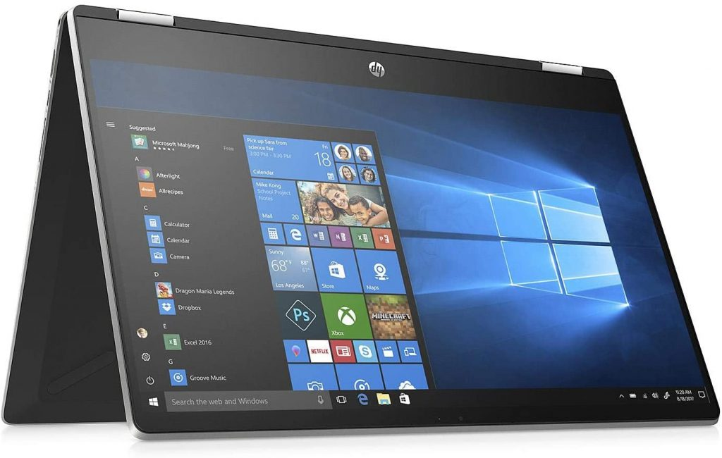 New HP Pavilion 2 in 1
