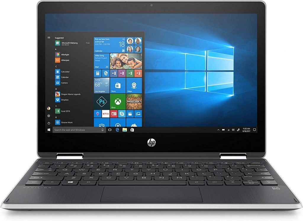 2020 Newest HP Pavilion x360 2in1 11 6