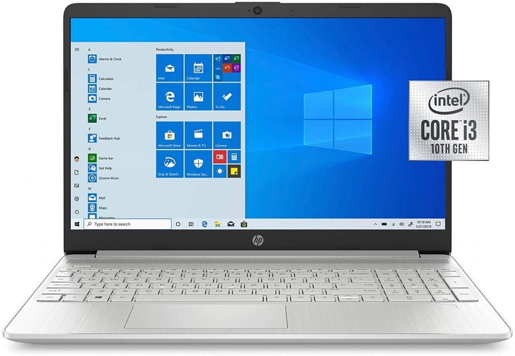 2021 Newest HP 15 6 HD Screen laptop
