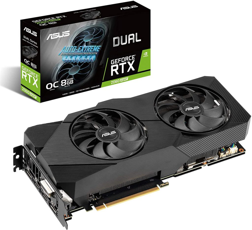 ASUS Dual NVIDIA GeForce RTX 2060 Super