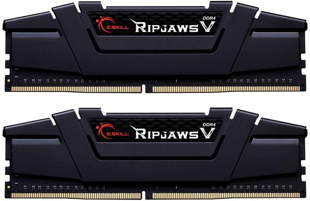 G Skill Ripjaws 32GB 2 x 16GB