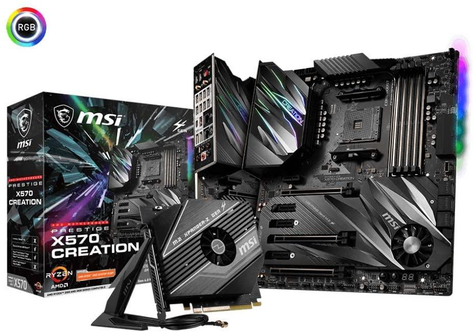 MSI-Prestige-X570-Creation-motherboard