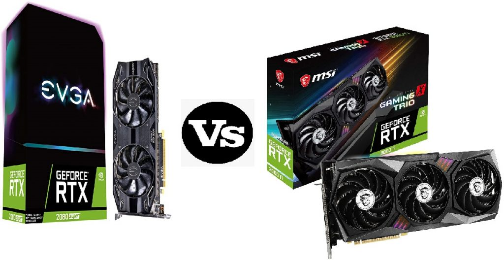 RTX 3060 Ti vs RTX 2080 Super