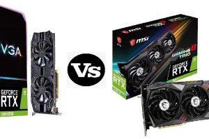 RTX 3060 Ti vs RTX 2080 Super
