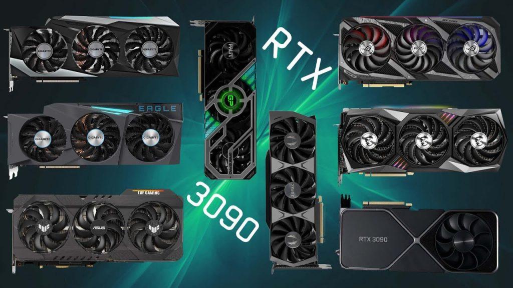 Best RTX 3090