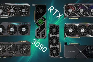 RTX 3090 Cards