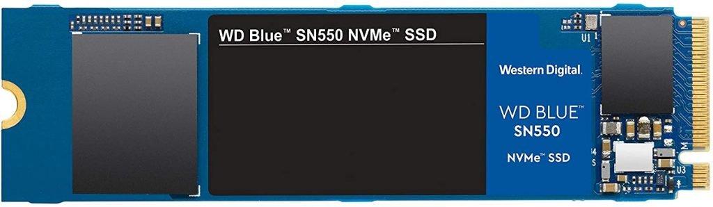 Western-Digital-Blue-SN550