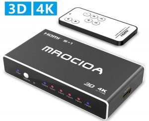 HDMI-switch-4k,-mrocioa-5-in-1-out-4K