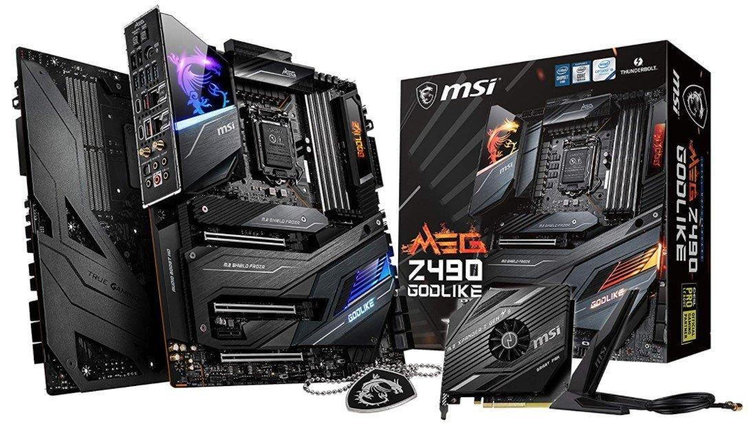 MSI-MEG-Z490-GODLIKE