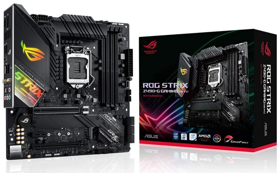 ASUS-ROG-Strix-Z490-G-gaming-WIFI