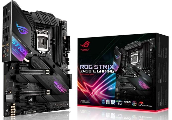 ASUS-Z490-E-ROG-Strix-Gaming