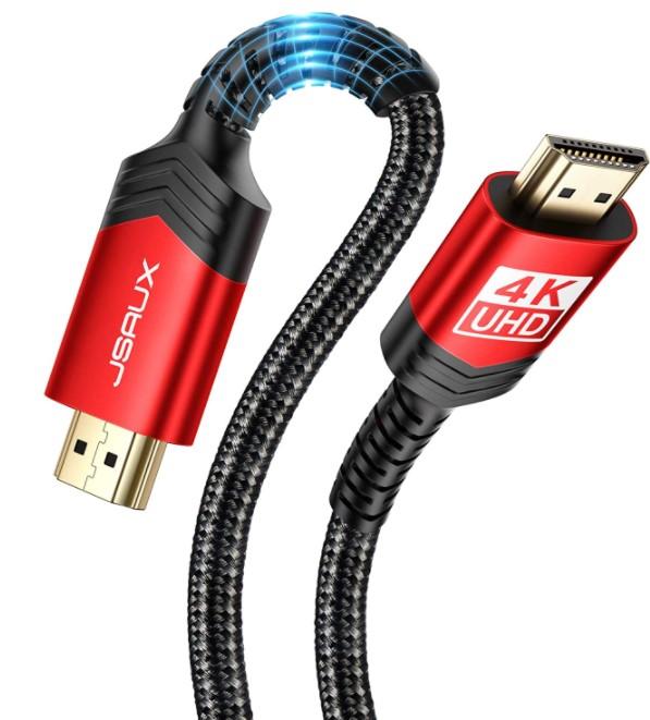 JSAUX HDMI 2.0 Cable