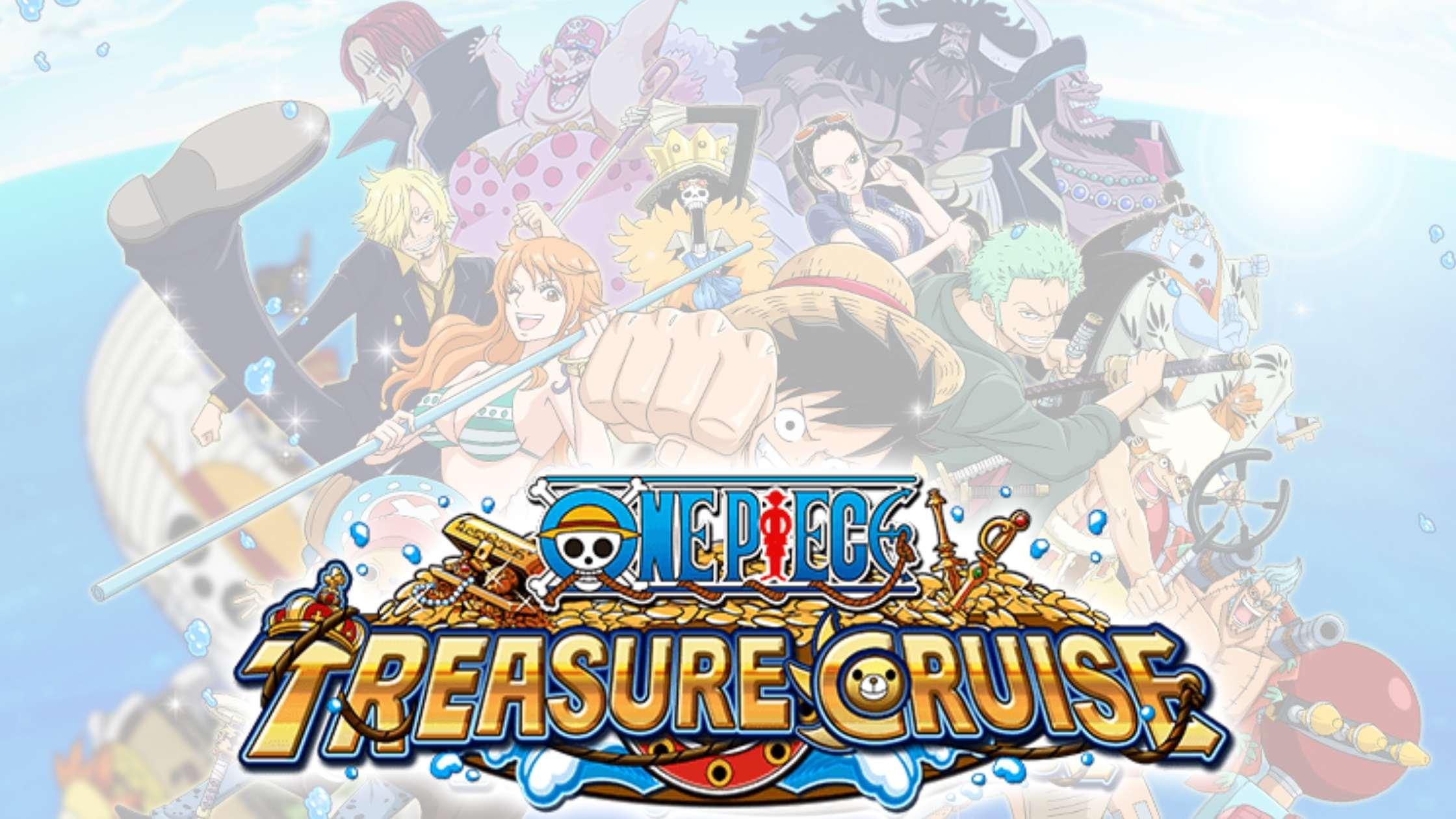 One-piece Treasure Cruise