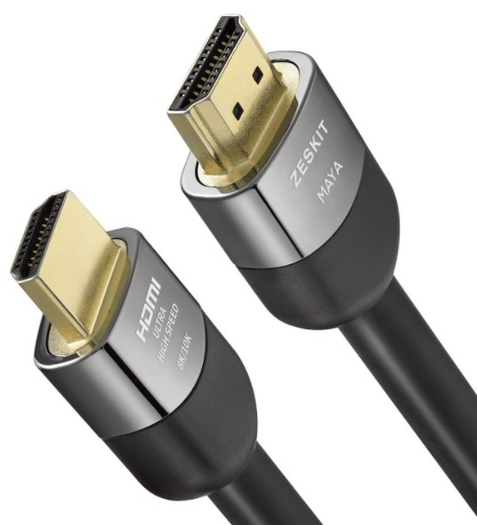 Zeskit 8K Ultra HD High-Speed HDMI Cable